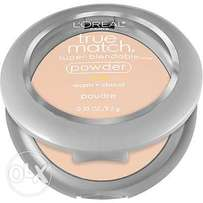 L'Oreal True Match, Super-Blendable Powder