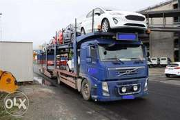 Volvo Fm460 Soon Expected 4x2 With Lohr Euro 5 - For Import