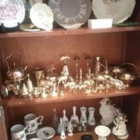 Various Solid Brass Ornaments