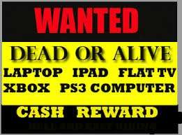 Dead or alive laptops and computers wanted for cash..