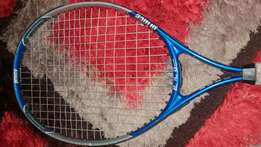 Mint condition tennis racket