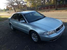 Full house, Reliable Audi A4 for sale.