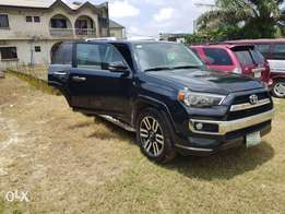 2014 Toyota 4runner for immediate sale