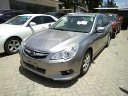 Subaru Legacy silver 4WD Fully loaded saloon New import