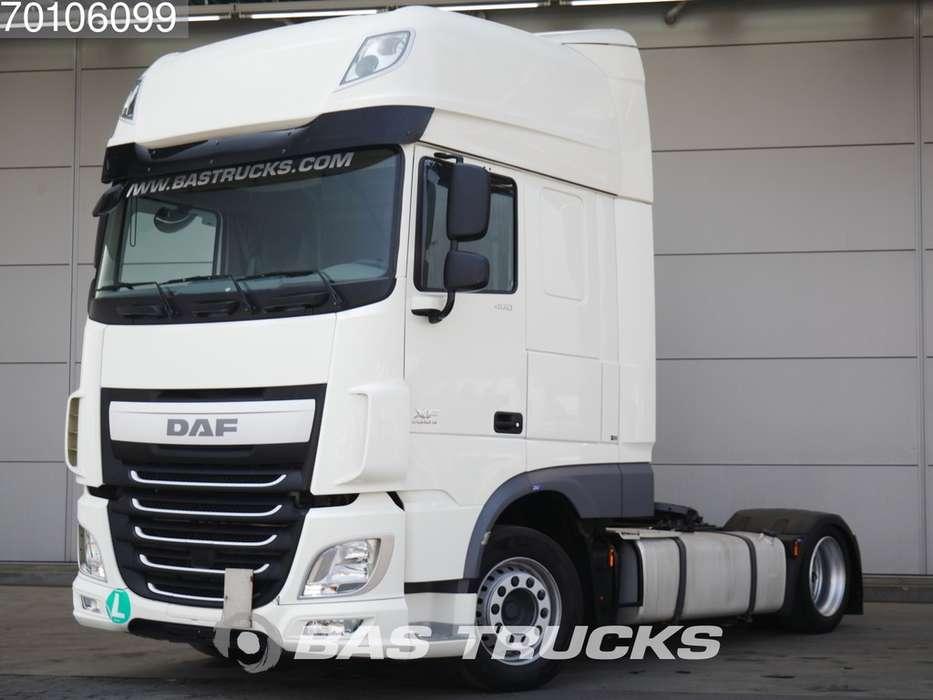 DAF XF 460 SSC 4X2 Euro 6 ACC Mega - 2015