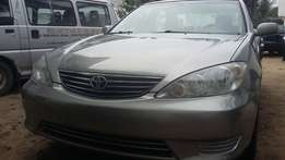 Foreign used Toyota Camry (2006)