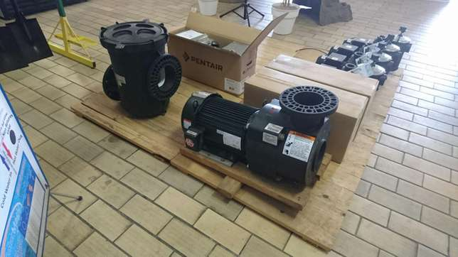 Pentair Eqk 1000 Commercial water pump with strainer Benoni - image 1