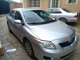Toyota Corolla 2010 Automatic Direct Tokunbo