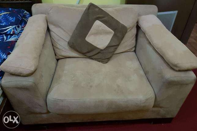 Single seater Sofa Soft for sale