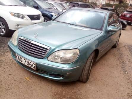 Mercedes Benz S500, For Quick Sale Asking Price 1,400,000/= Highridge - image 6