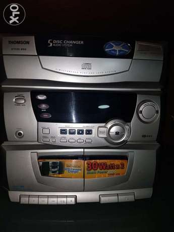 Thomson Stereo in good condition
