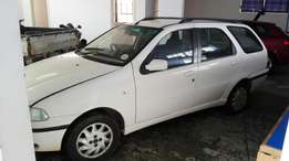 Fiat Palio Weekend 2001 16V Model For Sale