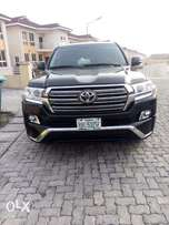 No story nice and perfect 2016 landcruiser for a give away
