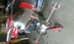 Wanted Trx400 axle