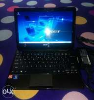 Clean Us used Acer Aspire one/ 4gb ram/ 160gb hard disk/ very good ba3