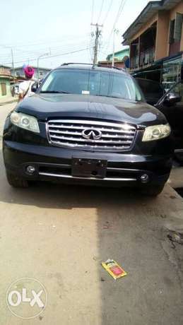 Neat Tokunbo Infiniti FX 35 Tincan Cleared Port Harcourt - image 1