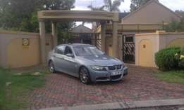 BMW 320i e90 Morden bargain r65 000 not neg Unique rare Colour
