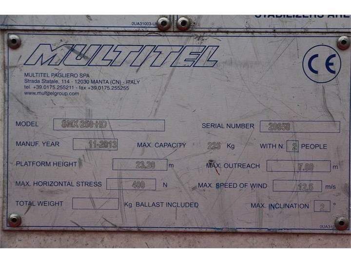 Multitel SMX250HD - 2013 - image 6