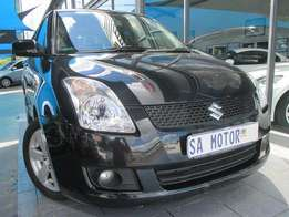 2008 Suzuki Swift 1.5 GLS Automatic