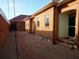 A double house for rent in Namugongo