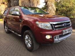 Ford Ranger Double Cabinet 2012 model