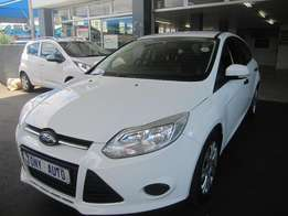 2012 Ford Focus 1,6 Ambiente