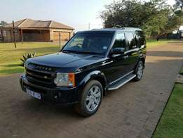 Discovery 3 2009 V8HSE