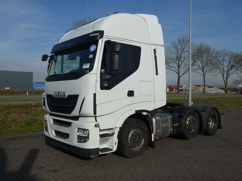 Iveco AS440S46 STRALIS hi-way 6x2 intarder - 2014