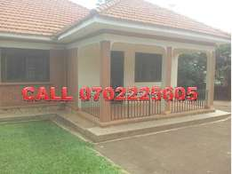 Approved 4 bedroom bungalow for sale in Kyambogo at 650m