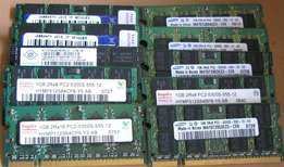 Computer and Laptop memory