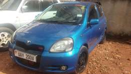 Toyota Vitz RS 1500 cc UAY in a perfect condition for sale