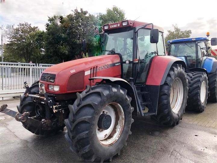 Case IH Cs 120 Fh + Fz - 2003
