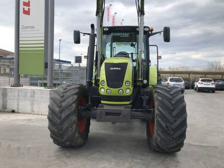 Claas arion 630 c - 2011 - image 3