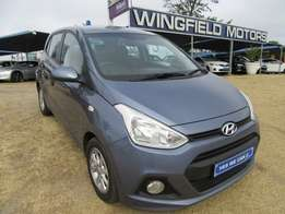 2014 Hyundai i10 1.25 Motion in excellent condition