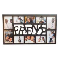 Friends Picture Frame + Key Hanger