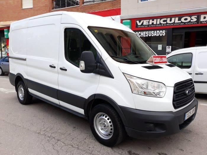Ford Transit Ft 350 L2 Van Ambiente 125 - 2014