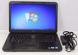 Dell Laptop 2GB ram 300GB Hdd Battery 100%, almost new