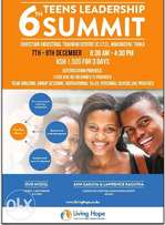 Teens leadership Summit