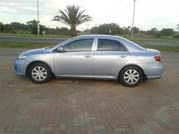 2012 Toyota Corolla 1.3Professional For Sale R115000 Is Available.