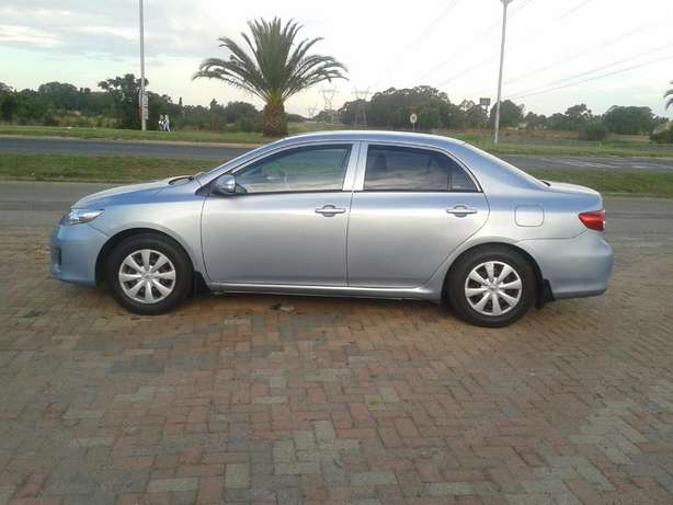2012 Toyota Corolla 1.3Professional For Sale R115000 Is Available. Benoni - image 1