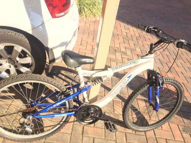24 inch Bicycle for Sale Epsom Downs - image 4