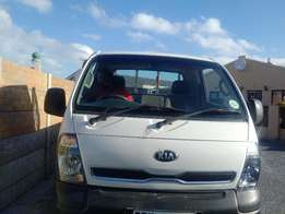 Kia bakkie 2015 model in Excellent Condition for sale.