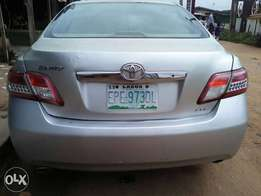 Registered Toyota camry 09 XLE