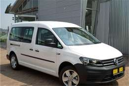 VW Caddy Maxi 2.0TDI crew bus
