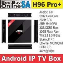 T96 Pro Plus - Android IP TV Box 3G/32G