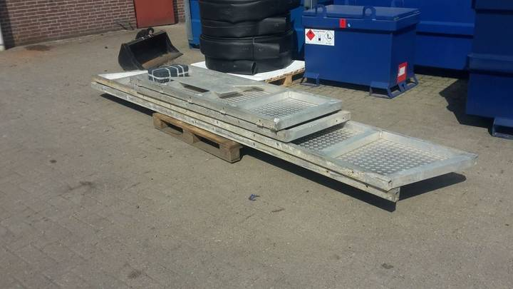 Jako OPZETSCHOTTEN spare parts for Vaia PH 100,  100SK trailer