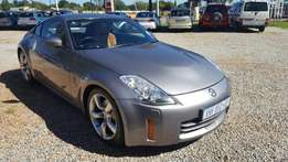 2008 Nissan 350Z Coupe manual for sale