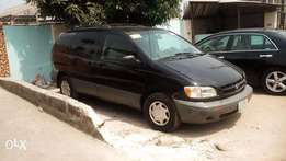 Registered toyota sienna available for sell