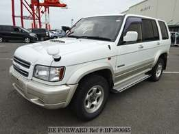 4WD BIGHORN (Trooper) Diesel quick sale