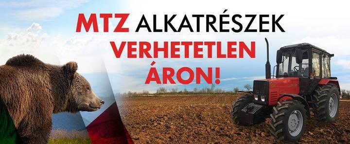 MTZ Alkatrészek Verhetetlen Áron! - 2017
